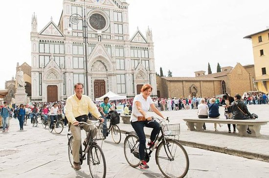 Bike and Bites: Small Group Florence ...