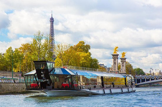 Bateaux Mouches Lunch Cruise di Natale