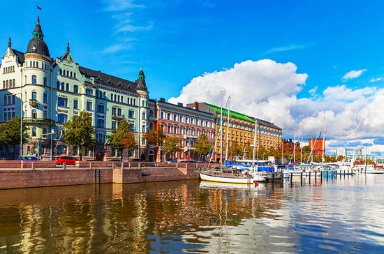 Shore Excursion: Panoramic Helsinki...