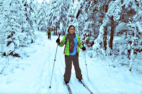 Nordic Cross-Country Skiing in