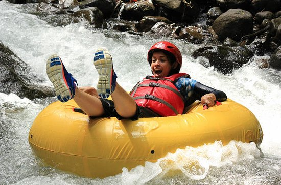 Sky Adventures Park: Ziplining and White Water Tubing Tour