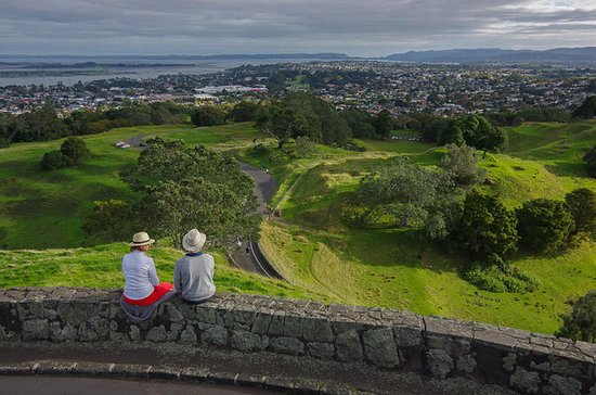 Full-Day Grand Auckland Volcanoes Tour