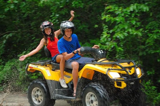 Tulum Ruins, ATV Extreme and Cenotes...