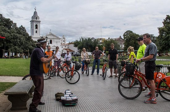 Nord Buenos Aires Bike Tour