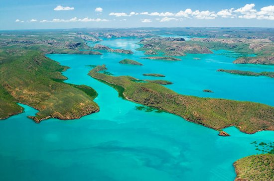 Buccaneer Archipelago Air Tour from...