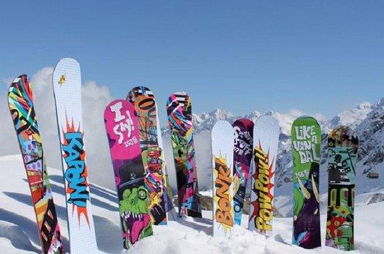 Noleggio snowboard Breckenridge