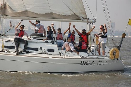 5-Hour Private Beginner Sailing...