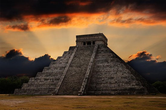 Chichen Itza, Valladolid and Temazcal...