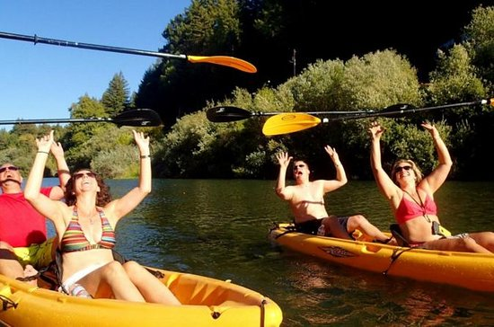 Napa Valley Bike and Kayak Wine Tour