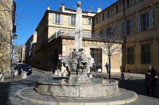 Tour privado de Aix-en-Provence y...