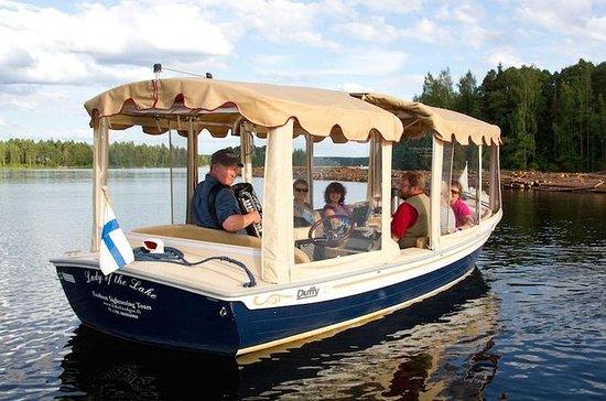 Romantic Private Cruise in Mikkeli