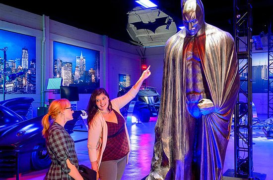 Warner Bros. Hollywood Studio Tour...