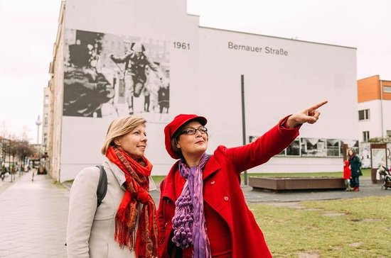 Private 3-Hour Berlin Walking Tour: East and West Berlin Cold War