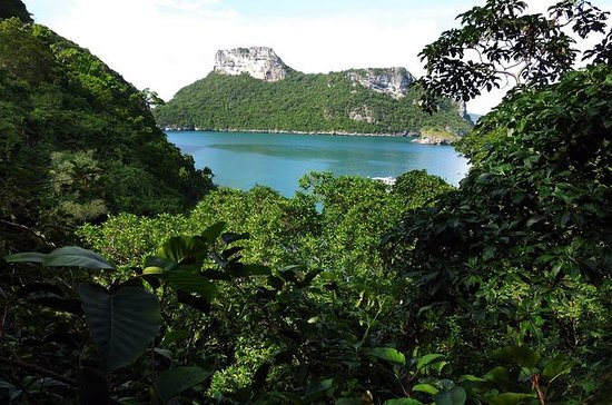 Full-Day Ang Thong Islands by Boat...