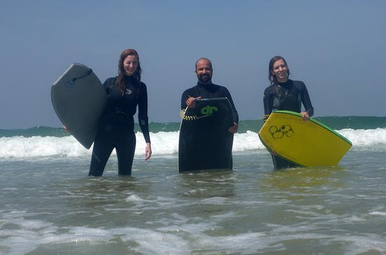 Lisboa Bodyboard Adventure