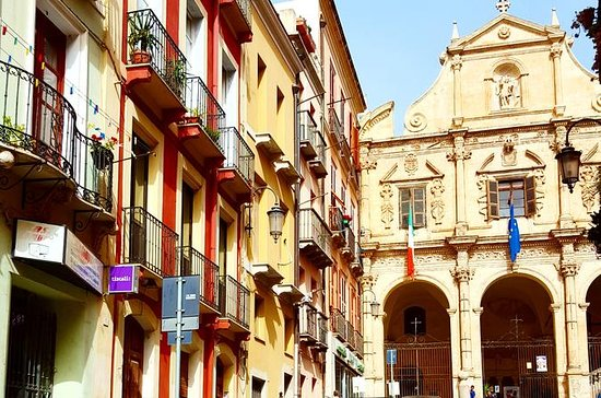 Cagliari Sightseeing Tour from Chia...