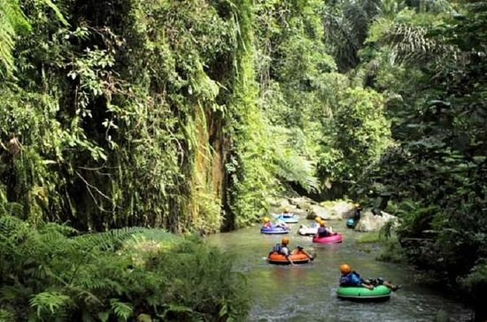 Half-Day River Tubing on the Penet...