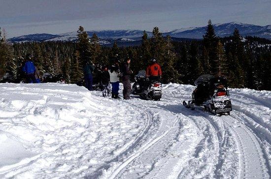 Snescooter Sierra's fra Reno
