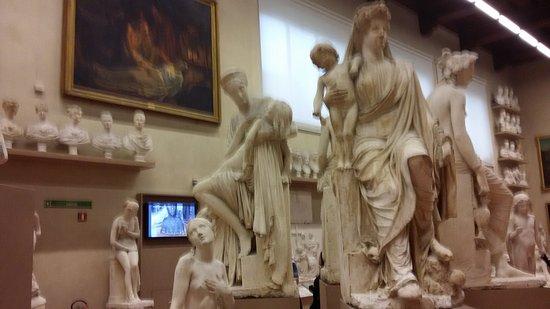 Accademia di Belle Arti: Академия, Флоренция