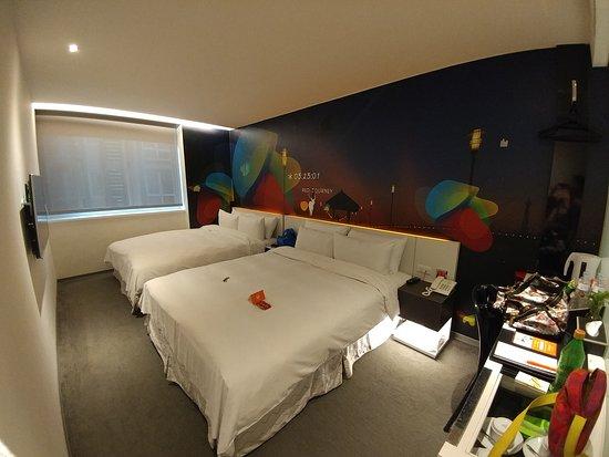 CityInn Hotel - Taipei Station Branch III: 20161222_145948_large.jpg