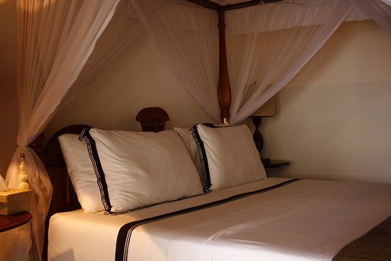 Habaraduwa, Sri Lanka: Comfy Bed