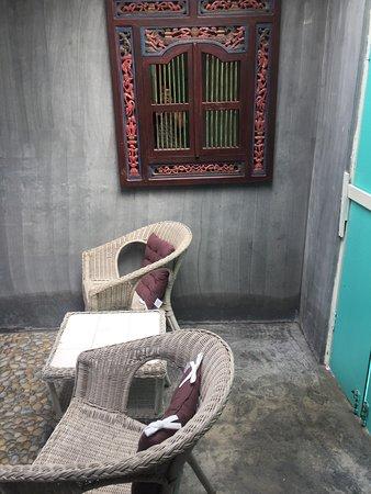 Masjid Tanah, Malaysia: Villa