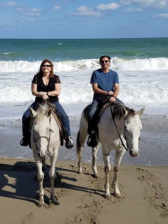 Beach Tours on Horseback