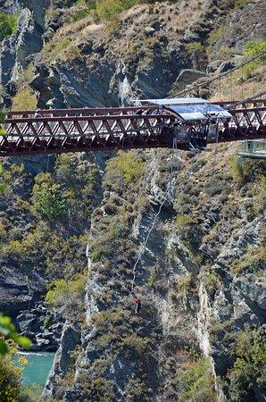 Arrowtown, New Zealand: Kawarau Bridge