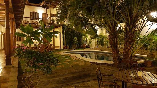 Hotel Patio del Malinche: 20161210_191537_large.jpg