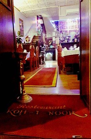 Koh-I-Noor : Porte d'entrée