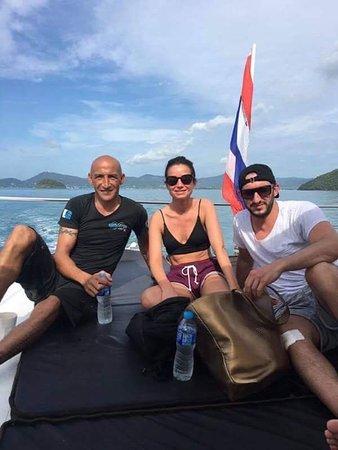 Infinity Ocean Diving - Private Diving Photo