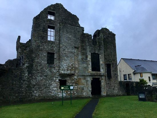 Lisnaskea, UK: Castle Balfour.