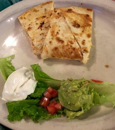 Duncanville, TX: Pita based appetizer