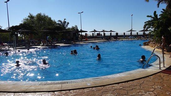 Camping La Rosaleda: Campsite Pool