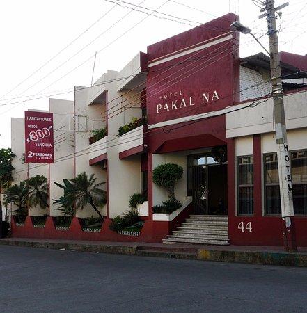Hotel Pakal Na