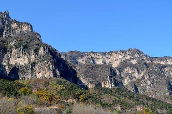 Wanxian Mountain.