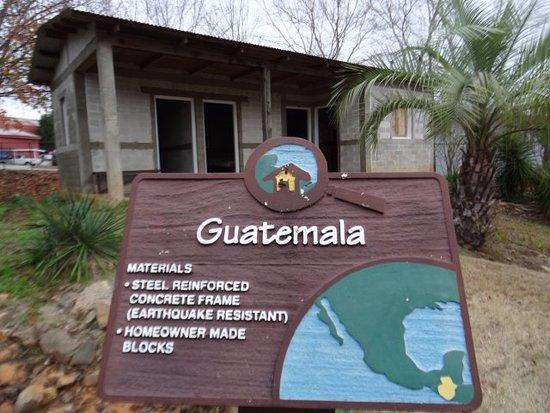 Americus, GA: A new Guatemala house