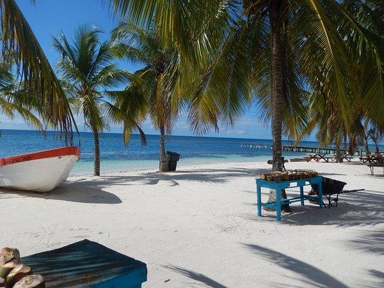 Bayahibe, Δομινικανή Δημοκρατία: spiaggia privata di Mariposa