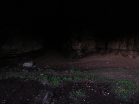 Hoy's Koppie: Bring a flashilight to explore the cave