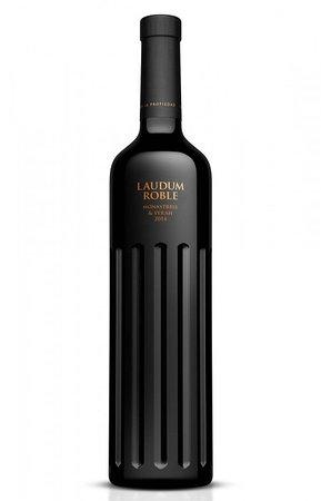 Alberic, Испания: Laudum Roble Monastrell 70% Syrah 30 %