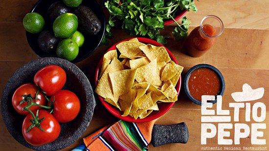 写真El Tio Pepe Mexican Restaurant枚
