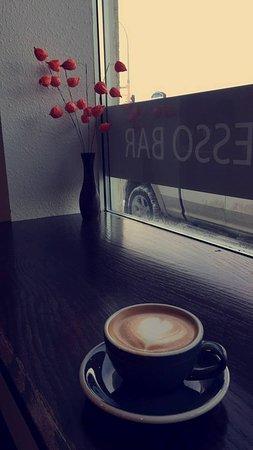 Bemidji, MN: Traditional Cappuccino