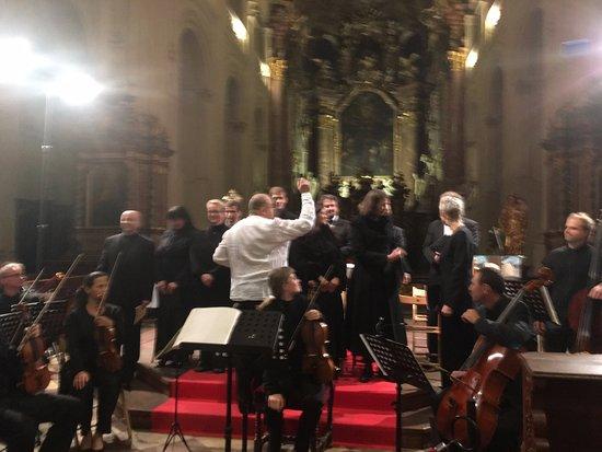 Kostel Nejsvětějšího Salvátora: Requiem de Mozart