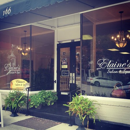 Cheraw, Carolina del Sur: Elaine's Salon & Spa