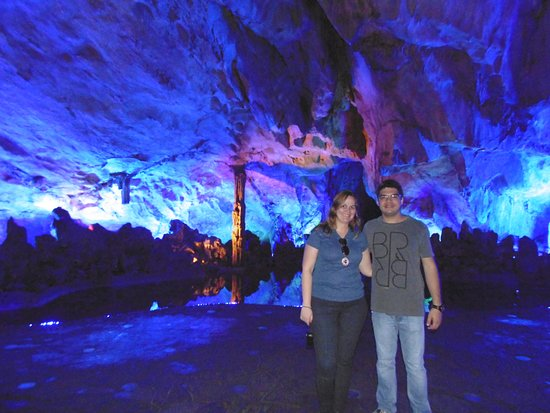 reed flute cave picture of reed flute cave ludi yan