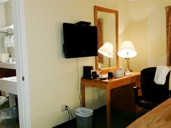 Grand Falls, Kanada: Room.