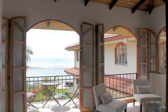 El Castillo Hotel: Owner's Two Bedroom Suite View