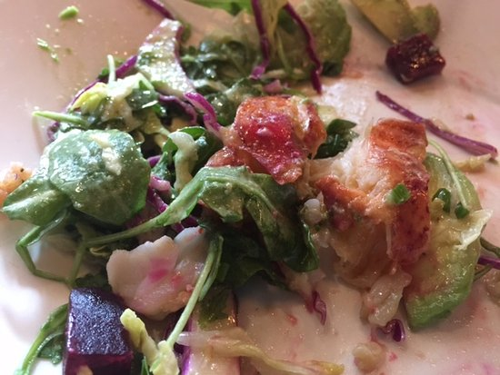 Galatoire's Restaurant: lobster salad