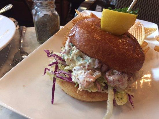 Galatoire's Restaurant: lobster roll