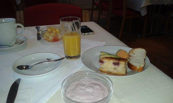 Grossgmain, Austria: Colazione per tutti i gusti
